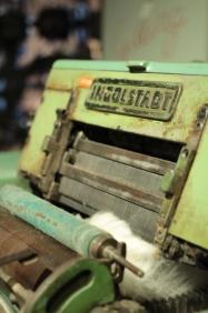 Gill machine