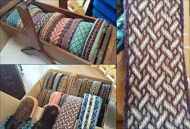 Tablet Weaving Examples