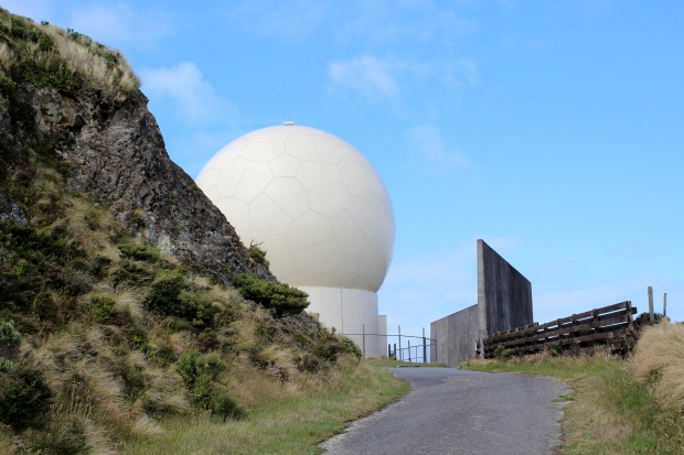 Hawkin's Hill Radar