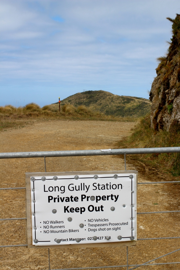 long gully keep out