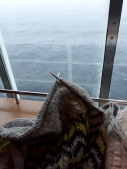 On the ferry to Helsinki